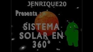 Sistema Solar y Las Líneas de Nazca en 360°