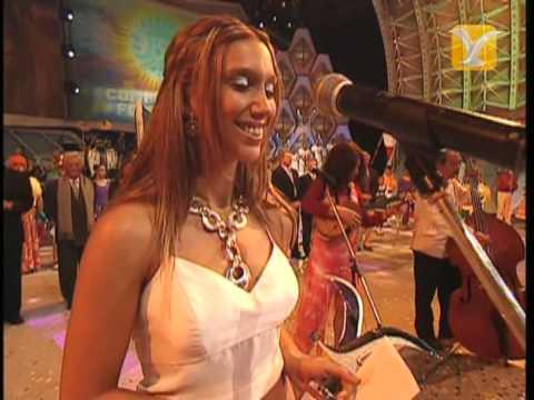 Premiación Competencia Folclórica, Festival de Viña 2005