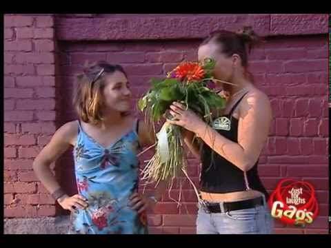 Flower Gift Prank