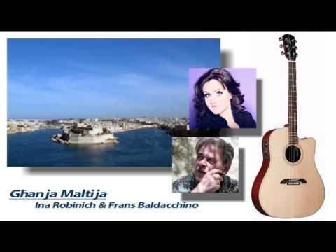 Għanja Maltija - Ina Robinich & Frans Baldacchino (il-Budaj)