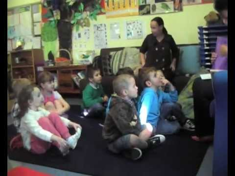 (Lesson 5) Gumnut Corner Childcare - SSP reading and spelling with Miss Emma