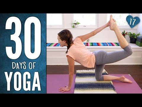 Happiness Boost Yoga - 30 Days of Yoga