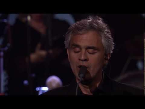 Andrea Bocelli - Amazing Grace (Full HD 1080p)