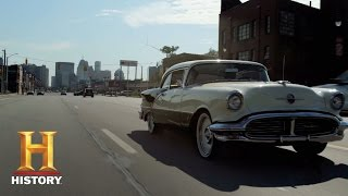 Detroit Steel: Living The High Octane Dream | Premieres January 28 at 10/9c | History - HISTORYCHANNEL