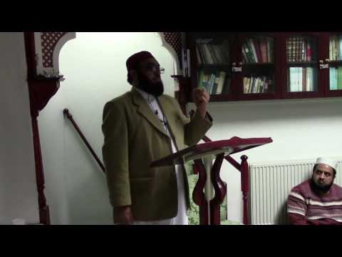 Story of Martyrdom of Imam Hussain (RA) by Mufti Farooq (Urdu)