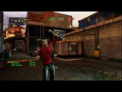 Co-op Hunter multiplayer mode - UNCHARTED 3