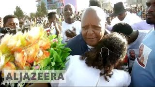 🇪🇹 Ethiopia frees opposition leader Merera Gudina - ALJAZEERAENGLISH