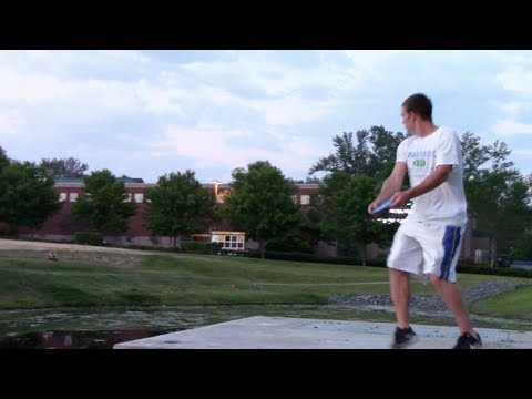 Disc Golf Trick Shots 2