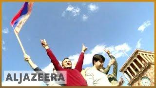 🇦🇲 Armenia Prime Minister Serzh Sargsyan resigns amid protests | Al Jazeera English - ALJAZEERAENGLISH