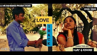 Love Track Song (Telugu short film song) - YOUTUBE
