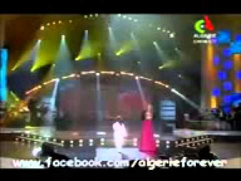 Surprise du prime final de Alhan Wa Chabab 2010  La star Abdelkrim de Adrar   YouTube