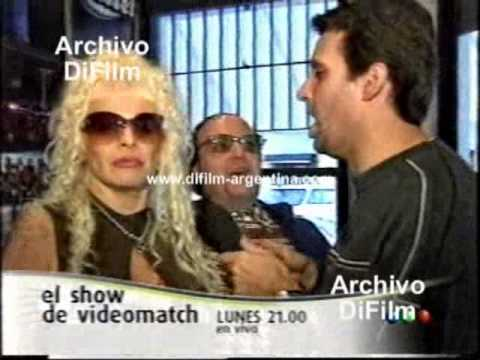 DiFilm - Silvia Süller El show de Video Match (2001)