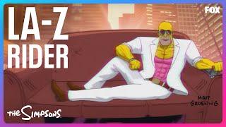 La mejor intro de los Simpson, homenaje a los 80's