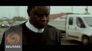 "African-born actor in Hungary: ""People just see me as a migrant"". - REUTERSVIDEO"