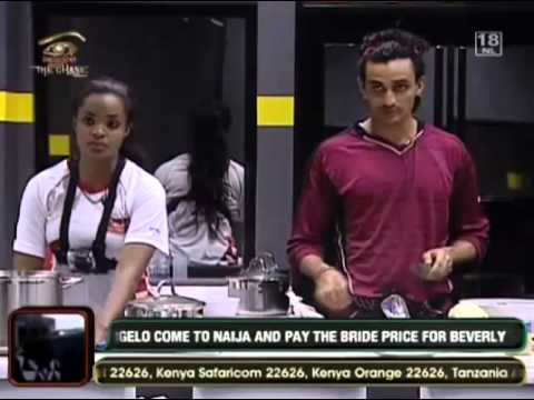 Nostalgia- Big Brother Africa The Chase