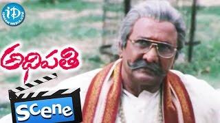 Adhipathi Movie Scenes - Narra Venkateswara Rao Takes Revenge On Mohan Babu    Preeti Jhangiani - IDREAMMOVIES