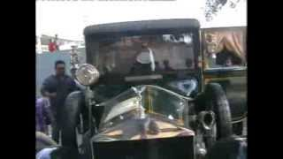 Vintage Car Rally In Kanpur - ETV2INDIA