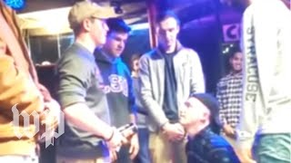 Syracuse fraternity suspended for 'racist, anti-Semitic, homophobic' video - WASHINGTONPOST
