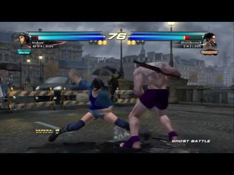 AverMedia Live Gamer Portable PS3 Test - PC-free mode  (Tekken Tag Tournament 2)