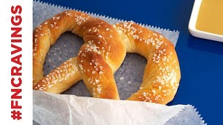 Almost-Famous Soft Pretzels | Food Network - FOODNETWORKTV