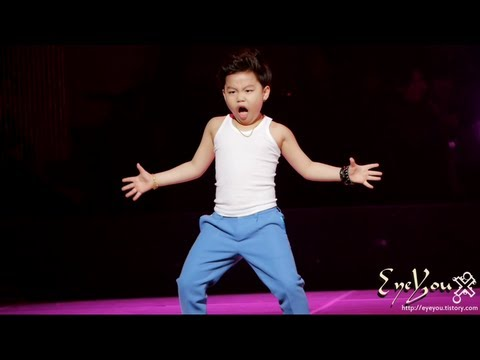 Video: GANGNAM STYLE - minimized version.