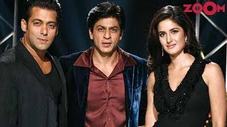 Shah Rukh Khan, Salman Khan & Katrina Kaif appointed by the government to promote Urdu - ZOOMDEKHO
