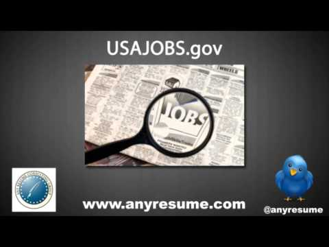 USA JOBS for Federal Job Search