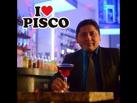 TRAGOS CON PISCO PISCO SUNRISE VIDEO DE DIOMEDES ARANGO AUDIO COLD PLAY .PISCO SOUR MUNDO PISCO