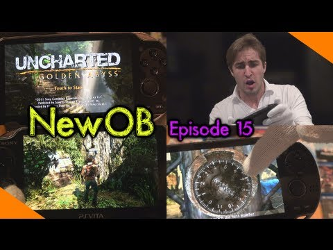 PS VITA - Unboxing and review of Uncharted: Golden Abyss