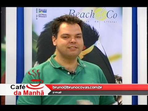TV Costa Norte - Café com Bruno Covas - deputado federal eleito (PSDB)