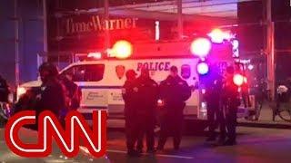 CNN's NY offices evacuated over bomb threat - CNN