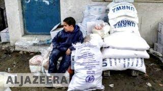 Palestinians criticise US funding cuts to UNRWA - ALJAZEERAENGLISH