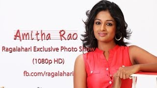Kannada Actress Amitha Rao High Definition Photos - RAGALAHARIPHOTOSHOOT