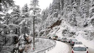 Continuous snowfall spells trouble for Himachal Pradesh locals - TIMESOFINDIACHANNEL
