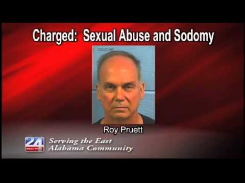 Charged:  Sexual Abuse and Sodomy