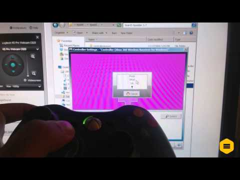 Controlling Your PC Through Xbox Controller