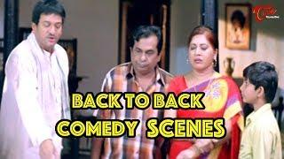 Rajendra Prasad & Brahmanandam Comedy Scenes || NavvulaTV - NAVVULATV