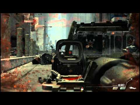 Call of Duty: Modern Warfare 3 Gameplay-Max Settings-HD 1080P
