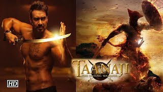 Ajay Devgn as 'Taanaji - The Unsung Warrior' Begins - BOLLYWOODCOUNTRY