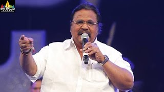 Dasari Narayana Rao Speech at Khaidi No 150 Pre-Release Function | Sri Balaji Video - SRIBALAJIMOVIES