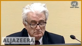 ⚖️ Radovan Karadzic sentenced to life in prison over Bosnia war crimes | Al Jazeera English - ALJAZEERAENGLISH