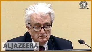 ⚖️ Radovan Karadzic sentenced to life in prison over Bosnia war crimes | Al Jazeera English - ALJAZEERAENGLISH