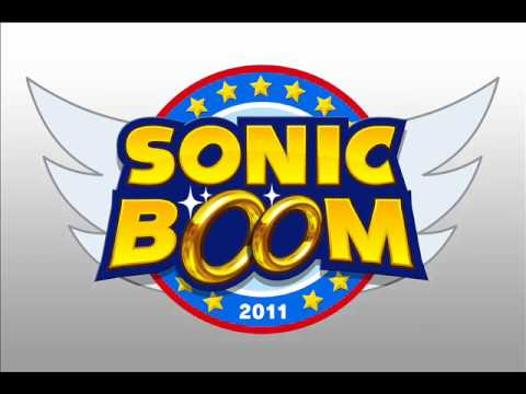Sonic Boom 2011: Sonic CD ''Sonic Boom'' (Crush 40 Version)