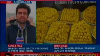 Rahul Gandhi to formally take charge  as congress president - NEWSXLIVE