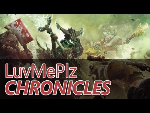 Мувик «DotA 2 - LuvMePlz Chronicles»
