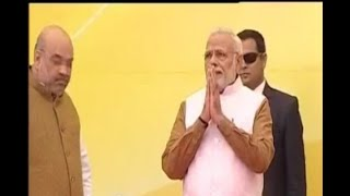 In Graphics: PM Modi on party alliance - ABPNEWSTV