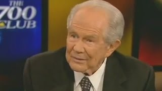 Pat Robertson: You can get AIDS from towels - CNN