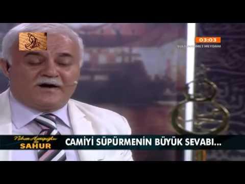 Nihat Hatipoglu Hoca Efendi ile  Ramazan   - (Sahur) sohbeti  - 05.08.2012 ÖLÜM VE KABIR ALEMI