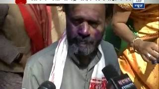 Not ashamed of what happened: Yogendra Yadav  says after ink attack - ABPNEWSTV