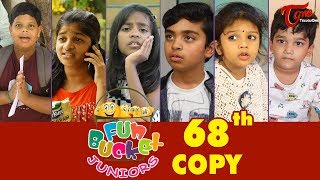 Fun Bucket JUNIORS | Episode 68 | Kids Funny Videos | Comedy Web Series | By Sai Teja - TeluguOne - TELUGUONE